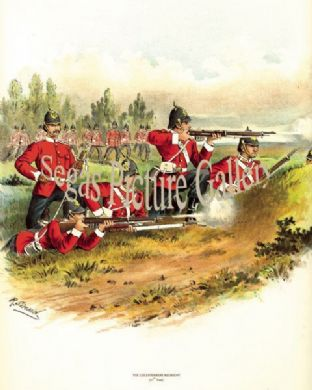 Leicestershire Regiment (17th Foot)